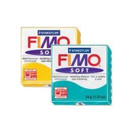 STAEDTLER FIMO Soft Modelling Clays 56g