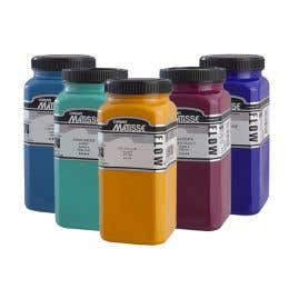 Matisse Flow Formula Acrylic Paints 500ml