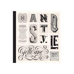 Handstlye Lettering From Calligraphy To Typography Book