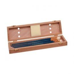 Jasart Artist Brush Box