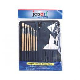 Jasart Combo Brush Case