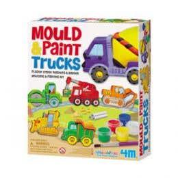 Mould & Paint Trucks Kit