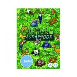 Jungle Scrapbook