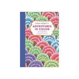 Kaffe Fassett's Adventures In Color Book
