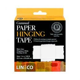 Lineco Gummed Paper Tape