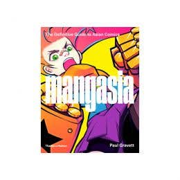 Mangasia The Definitive Guide to Asian Comics Book