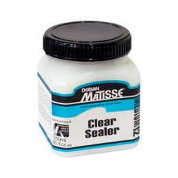 Matisse Clear Sealer Medium 250ml
