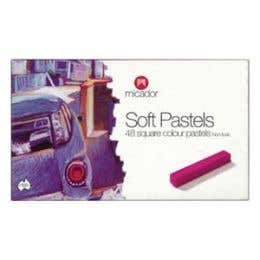 Micador Soft Square Pastel Sets
