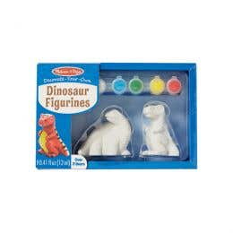 M&D Decorate Your Own Dinosaur Figurines Box Kit