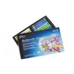 Mungyo Gallery Aquarell Crayons Set 24