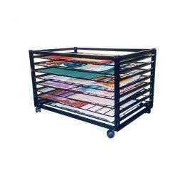 Drying Rack Sliding Trays