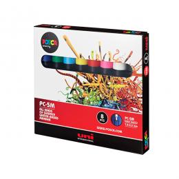 Posca Marker Medium (PC-5M) Sets