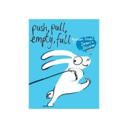 Push Pull Empty Full Draw And Discover Book