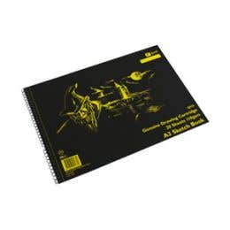 Quill Spiral Sketchbooks
