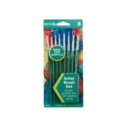 Reeves Artist Brush Set
