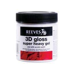Reeves 3D Gloss Gel