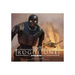The Art Of Rogue One A Star Wars Story Book