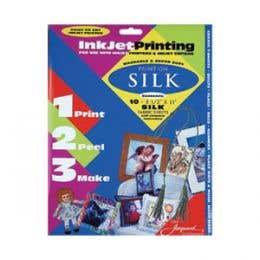 Jacquard Inkjet Silk