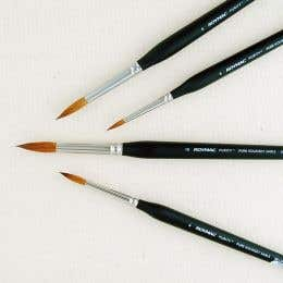 Roymac Purity Sable Round Brushes