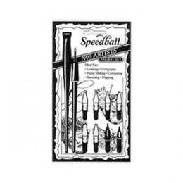 Speedball Pen Set