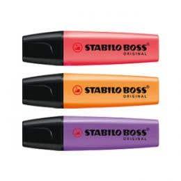 STABILO Boss Highlighters