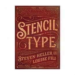 Stencil Type Book