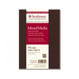 Strathmore Series 500 Softcover Mixed Media Journals