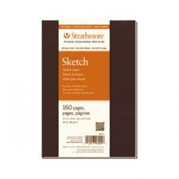 Strathmore Series 400 Softcover Sketch Journals