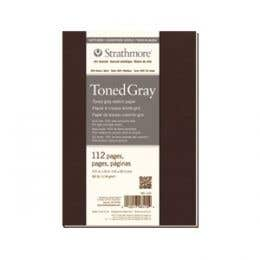 Strathmore Series 400 Softcover Toned Art Journals
