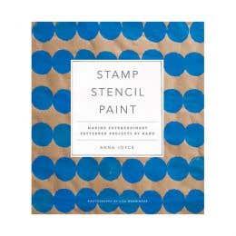 Stamp Stencil Paint