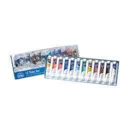 Winsor & Newton Cotman Water Colour 12x8ml Tube Set