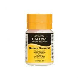 Winsor & Newton Galeria Medium Grain Texture Gel