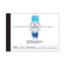 The Paper House Winslow Water Colour Postcards