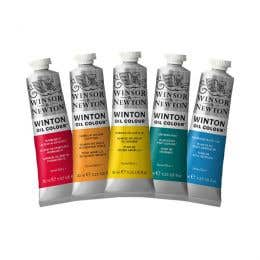 Winsor & Newton Winton Oil Colours 37ml
