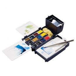 Winsor & Newton Professional Water Colour Field Box
