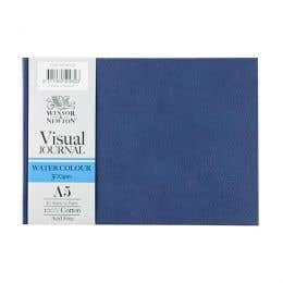 Winsor & Newton Hard Bound Water Colour Visual Journals
