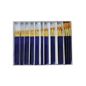 Royal Langnickel Taklon Classroom Brush Set