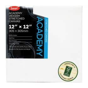 Jasart Academy Thick Edge Canvases