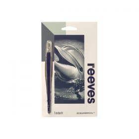 Reeves Mini Silver Scraperfoil (Dolphin)