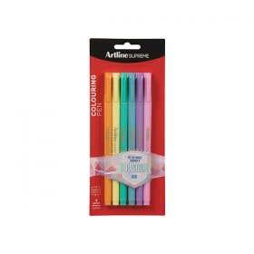 Artline Supreme Colouring Pen Pack