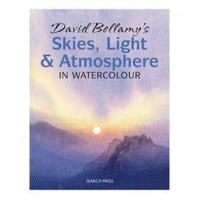 David Bellamy's Skies, Light & Atmosphere In Watercolour Book