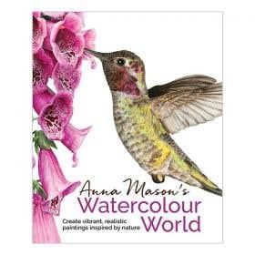 Anna Mason's Watercolour World Book