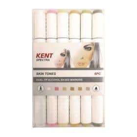 Kent Spectra Graphic Design Marker Sets