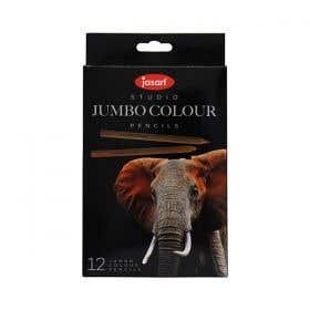 Jasart Studio Jumbo Colour Pencil Sets