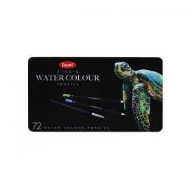Jasart Studio Water Colour Pencil Tin Sets
