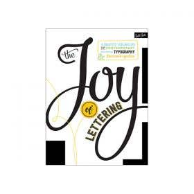 Joy Of Lettering Book