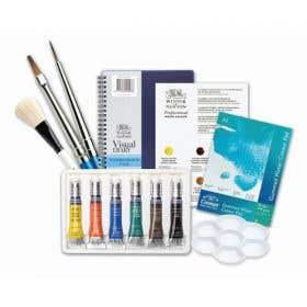 Winsor & Newton Wayfarer Cotman Water Colour Gift Set