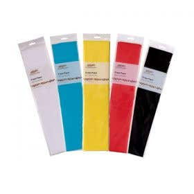 Colourful Days Crepe Paper