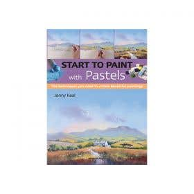 Start to Paint with Pastels Book