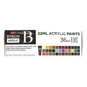 Jasart Byron Acrylic Paint Set 36